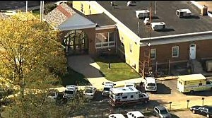 Police respond to shooting at Bordentown Municipal Building