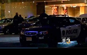 Police respond to report of gunfire inside a Borgata hotel room