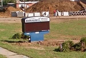 Clark Barkalow Middle School