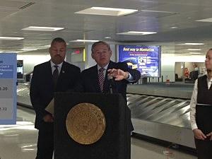 New Jersey U.S. Senator Robert Menendez