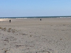 Sandy Hook beach (Townsquare Media NJ)