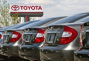 Toyota Camrys