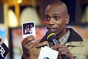 MTV TRL With Ashton Kutcher And Dave Chapelle