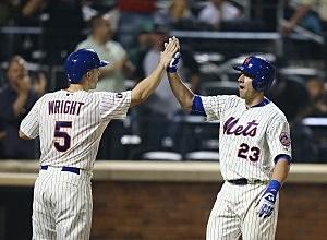 Taylor Teagarden, New York Mets