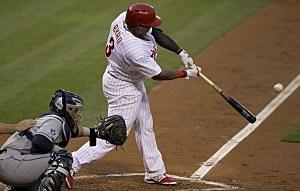 Marlon Byrd, Philadelphia Phillies