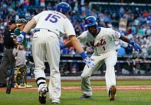 Chris Young, New York Mets