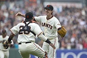 Tim Lincecum, San Francisco Giants