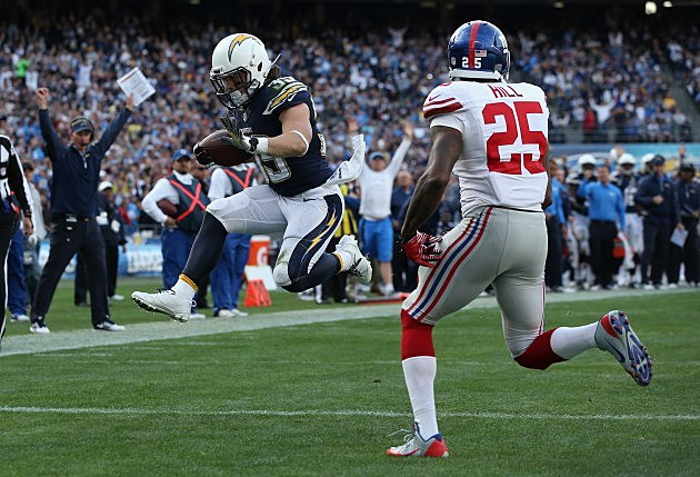 New York Giants Release Will Hill