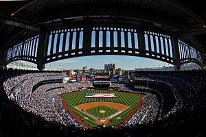 Field at Yankee Stadium