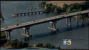 I-95-bridge over the Christiana Bridge in Delaware