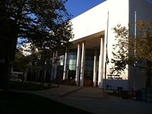 Ocean County Justice Complex in Toms River