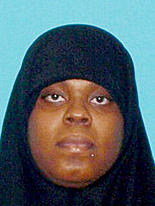 LaTia Harris, 25, of Salem, is facing charges of aggravated assault and two counts of making terroristic threats for assaulting a woman in front of her 2-year-old son. Salem City Police are still seeking Harris. (Photo provided by the Salem Police Department)