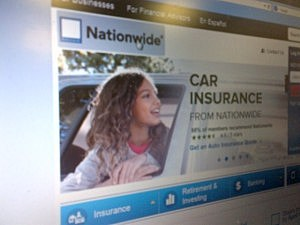 Nationwide Insurance website