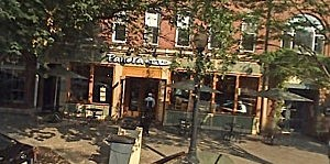 Panera Bread on Nassau Street in Princeton