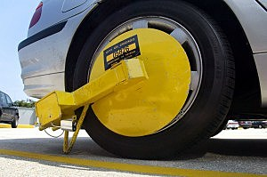 parking boot