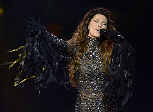 """Shania Twain Launches """"Shania: Still the One"""" At The Colosseum At Caesars Palace"""