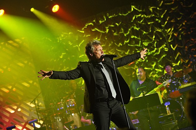 Jon Bon Jovi to play benefit special concert at the Count Basie Theatre in Red Bank