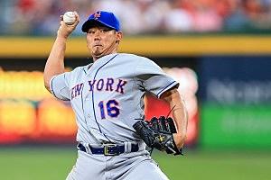 Daisuke Matsuzaka, New York Mets