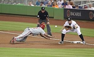 Ben Revere, Philadelphia Phillies