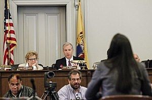 New Jersey Legislature's Select Committee On Investigation Holds Hearing In Fort Lee Traffic Scandal
