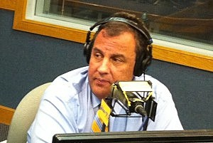 Gov. Chris Christie (Photo by Annette Petriccione)