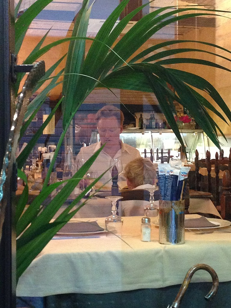 Conan O' Brien in Italy