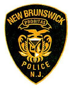 New Brunswick police department patch
