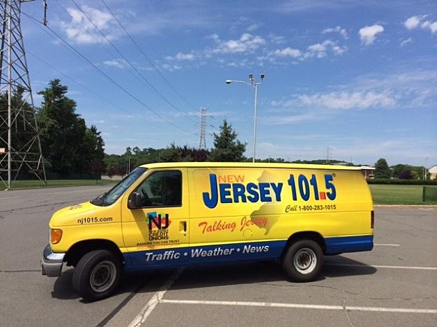 Wheres the Big Yellow Van - Week of July 11