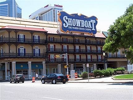 Showboat Casino Hotel in Atlantic City