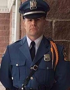 Waldwick police officer Christopher Goddell