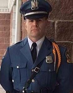 Waldwick police officer Christopher Goddell