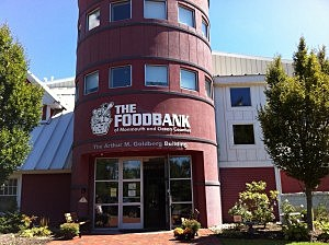 The FoodBank of Monmouth and Ocean Counties in Neptune