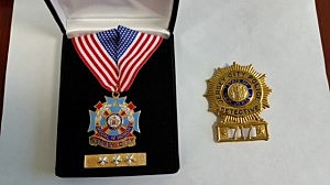 Badge and Medal