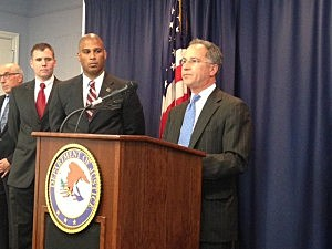Paul Fishman - U.S. Attorney, District of New Jersey