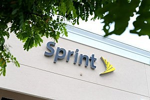 A Sprint store in n Fort Lauderdale, Florida.