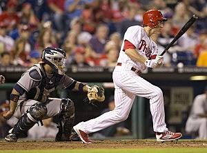 Chase Utley, Philadelphia Phillies