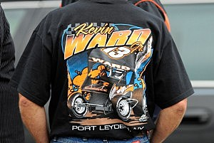 Funeral Held For Dirt Track Driver Kevin Ward Jr. Killed During Race