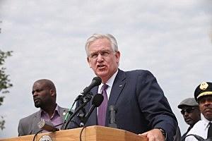 Governor Jay Nixon of Missouri