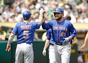 Lucas Duda, New York Mets
