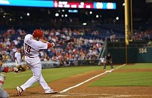 Darin Ruf, Philadelphia Phillies