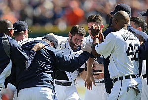 Alex Avila, Detroit Tigers