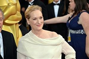 Meryl Streep at 86th Annual Academy Awards