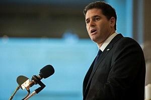 U.S. Ambassador to Israel Ron Dermer