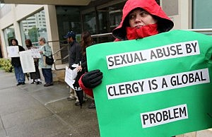Priest sex abuse