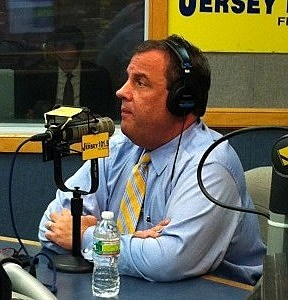 "Gov. Chris Christie, on 'Ask the Governor"" Monday April 21, 2014."