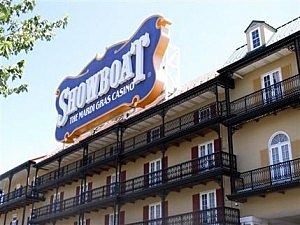 Showboat Casino Hotel in Atlantic City