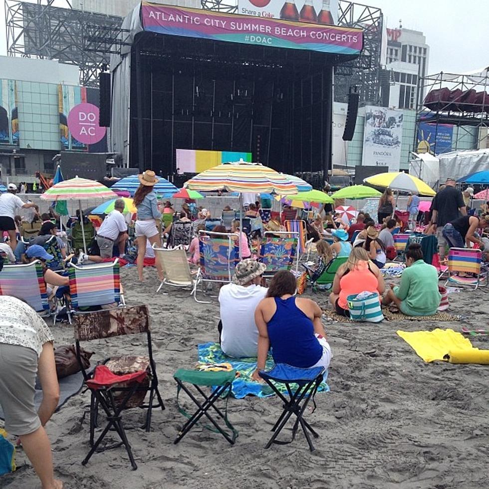 Lady Antebellum Performs Free Concert In Atlantic City