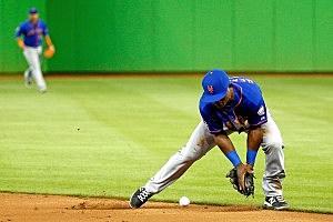 Dilson Herrera, New York Mets