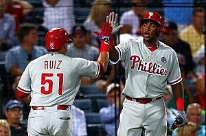 Carlos Ruiz, Philadelphia Phillies