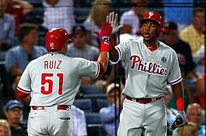 Carlos Ruiz, Philadelphia Phillies